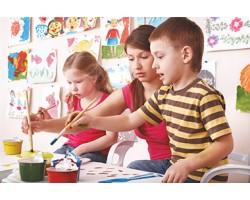 Μαθήματα Ζωγραφικής για Παιδιά Παλαιό Φάληρο - Αθήνα - ΠΑΙΔΙΚO ΤΜΗΜΑ